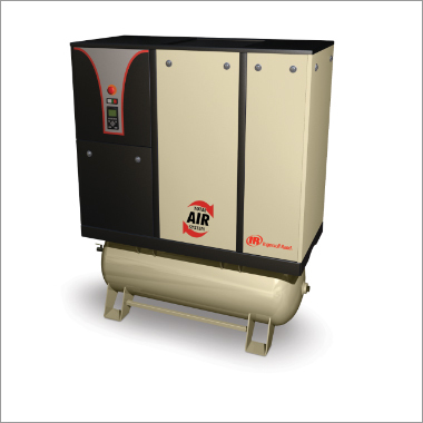 Nirvana 15-30 kW VSD Oil-Flooded Rotary Screw Compressors with Integrated Air System