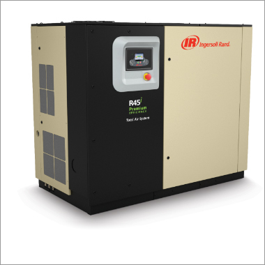 R Series 37-45 kW Oil-Flooded Rotary Screw Compressors with Integrated Air System