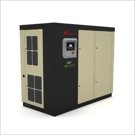R Series 45-75 kW Oil-Flooded VSD Rotary Screw Compressors with Integrated Air System