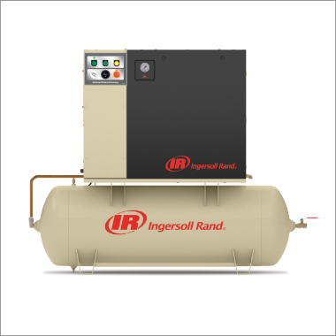 UP6 4-11 kW Oil-Flooded Rotary Screw Compressors with Integrated Air System