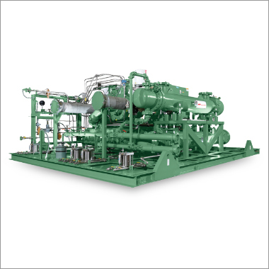 TURBO-GAS 6040 Centrifugal Compressor