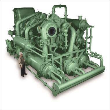 Multiple Process Centrifugal Air & Gas Compressors