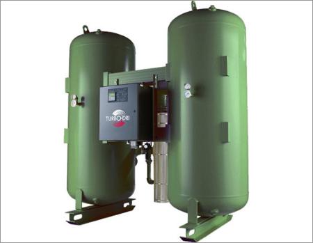 TURBO-DRI Externally Heated Desiccant Dryer