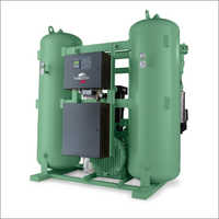 Turbo-Dri Heated Blower Desiccant Dryer
