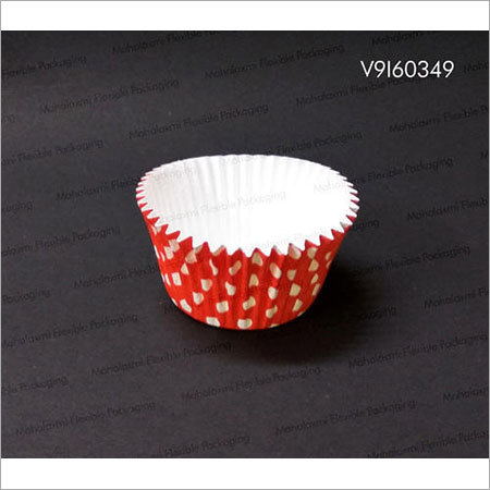 Printed Muffin Cup