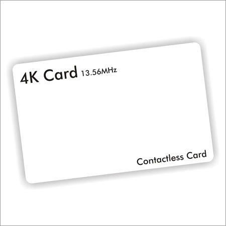 Mifare 4K Card
