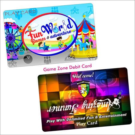 Game Zone Debit Card