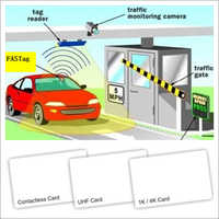 Toll Plaza Smart Card