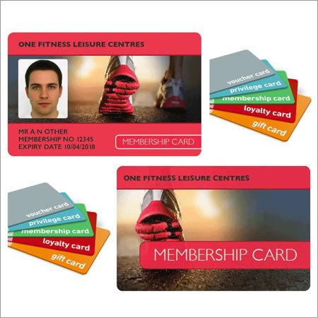 Membership Card Manufacturer