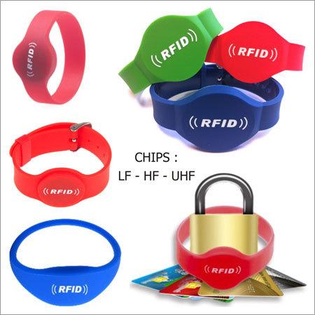 RFID Silicon Wristband