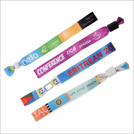 Fabric Wristband
