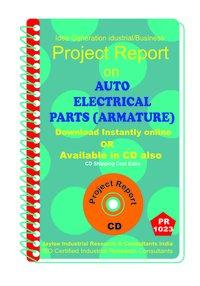 Auto Electrical Parts (Armature) manufacturing eBook