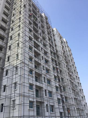 Aluminium Scaffolding Rental Services