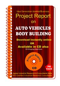Auto Vehicles Body Building manufacturing Project Report eBook