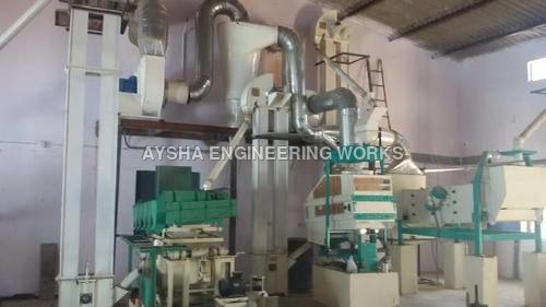 Beej Cleaning Plant
