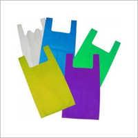 Multicolor W-Cut Bags