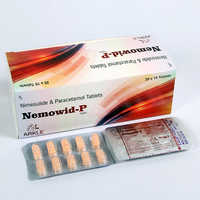 Nimesulide With Paracetamol Tablets