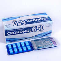 Paracetamol-650 Tablets