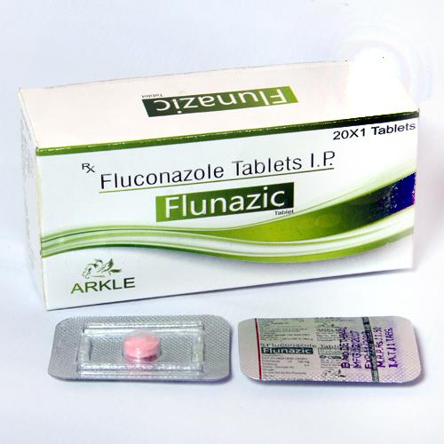 Flucanazole 150 mg Tablets