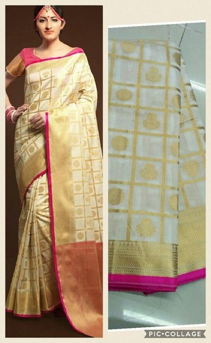 bangalore silk saree