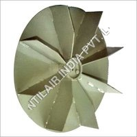 Straight Radial Impeller