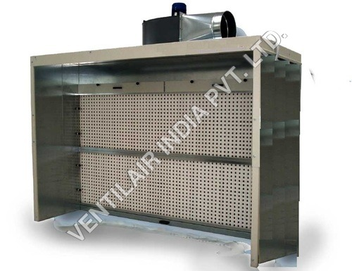 Spray Lacquer Booth