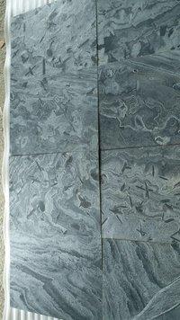 Silver Grey Slate Stone