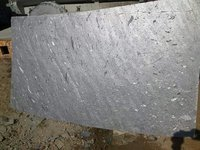 Natural Silver Grey Slate Stone