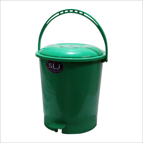 Foot Operated Plastic Dustbin