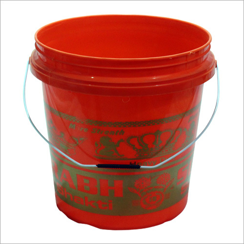Heavy Duty Plastic Bucket