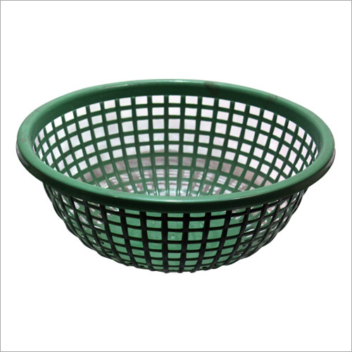 Plastic Fruit Basket And Tokra