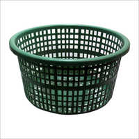 Heavy Duty Plastic Basket And Tokra