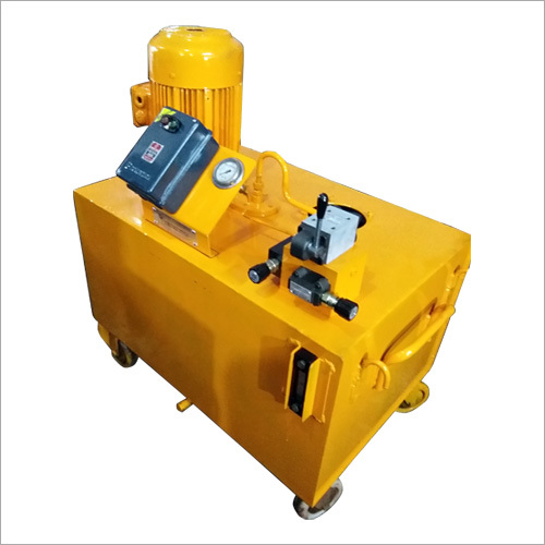 Pipe Pushing Hydraulic Machine