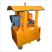 Pipe Breaking Hydraulic Machine
