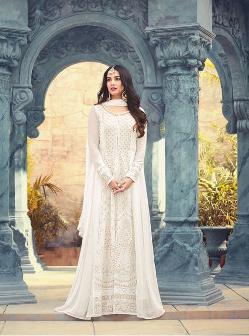 Awesome Party Wear Georgette Suit