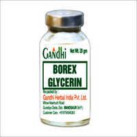 Borex Glycerin