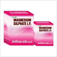 Magnesium Sulphate I.P