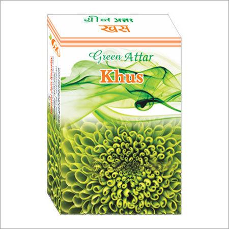 Green Attar Khus