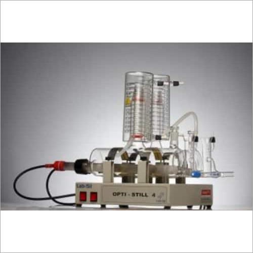 Borosilicate Distiller - OPTI - STILL
