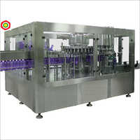 Mono Block Filler Capper Rinser