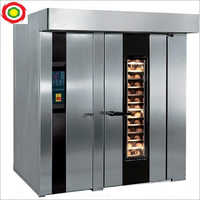 Rotary Diesel Oven