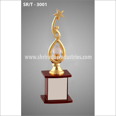 Gold Star Diamond Trophies