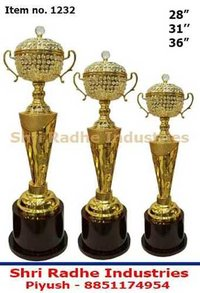 Diamond IPL Trophy