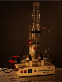 Quartz Double Distiller - LQDD SH series