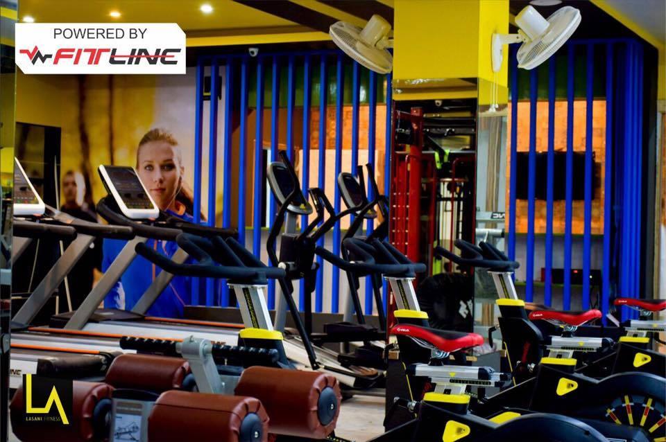 gym setup