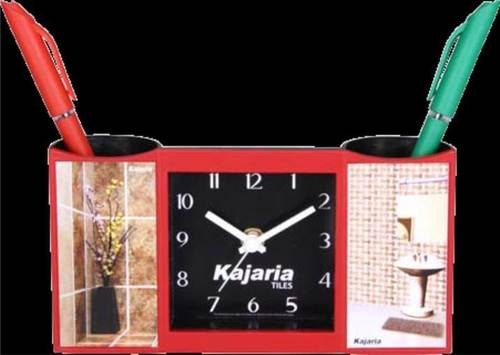KAJARA TILES TABLE CLOCK