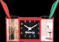 KAJARA TILES TABLE CLOCK
