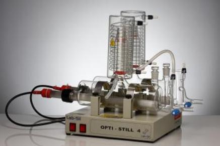 Quartz Distiller - OPTI-Q-STILL Series