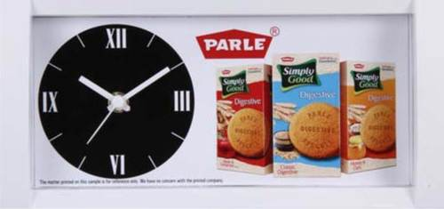 PARLE TABLE CLOCK