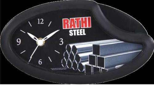 RATHI TABLE CLOCK WITH PEN STAND